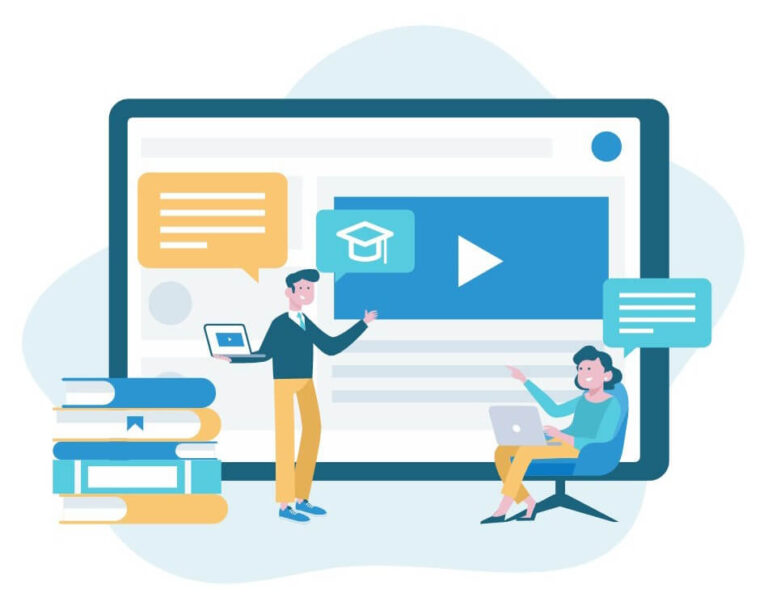 Classroom based and eLearning Tech for Development